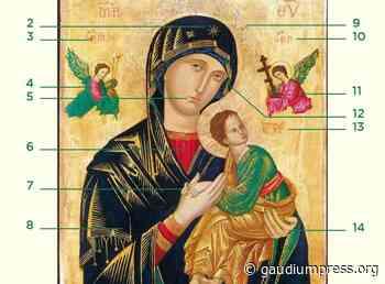 O simbolismo do Quadro de Nossa Senhora do Perpétuo Socorro - Gaudium Press Agency
