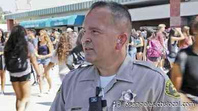 Pedro Romo, A 25-Year LASD Veteran, Dies From COVID-Related Illness
