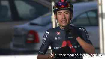 El orgullo de Pasca: Iván Sosa campeón del Tour de la Provence [VIDEO] - Extra Bucaramanga