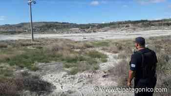 Rescatan a un hombre que quedó atrapado en un salitral - El Patagónico