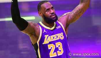 NBA verwarnt LeBron James und Kyle Kuzma von den Los Angeles Lakers wegen Flopping - SPOX.com