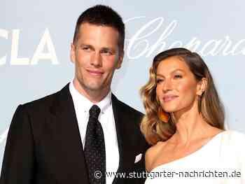 Nach Super-Bowl-Einzug - So feiert Gisele Bündchen ihren Ehemann Tom Brady - Stuttgarter Nachrichten