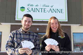 Town Bucks bolster Ste Anne businesses - The Carillon - Winnipeg Free Press