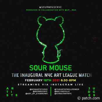 Sour Mouse Presents: Underground Art Tournament | Lower East Side-Chinatown, NY Patch - Patch.com