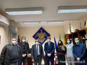 Falcone a San Giovanni La Punta, il punto sui progetti - Free press online