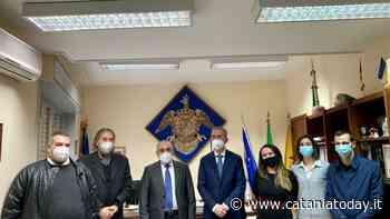San Giovanni La Punta: l'assessore Falcone incontra il sindaco Nino Bellia - CataniaToday