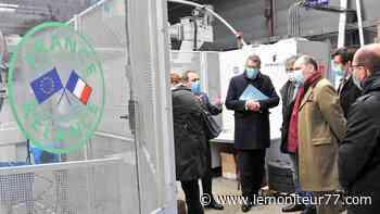 France Relance : la PME Fornells de Nangis reçoit 1, 2 millions d'euros - Le Moniteur de Seine-et-Marne