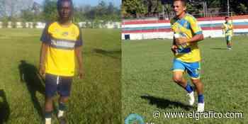 Futbolista africano busca cupo en el Aspirante de Jucuapa, donde juega Williams Reyes - El Gráfico