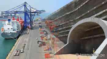 Puerto de Chancay convertirá a Huaral en una de las principales puertas de entrada al Perú - LaRepública.pe