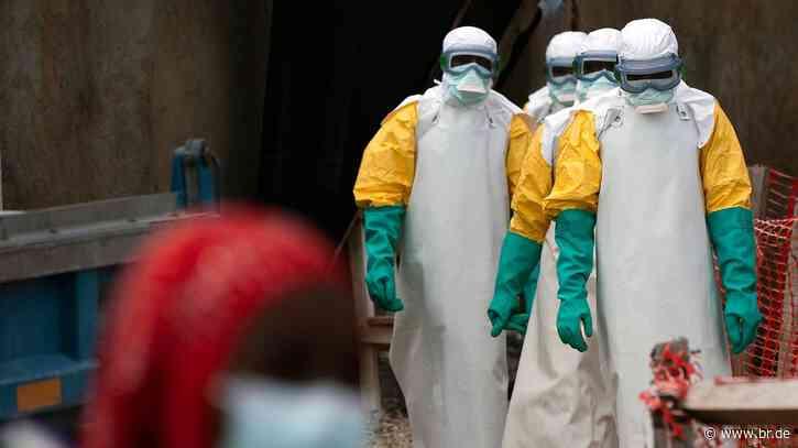 Ebola: Virus sorgt wieder für Krankheitsausbrüche - BR24