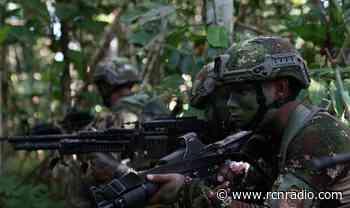 Un disidente de Farc murió en combates con el Ejército en Caloto, Cauca - RCN Radio