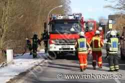 Hoisdorf: Straßensperrung nach Gasgeruch | *rtn - RTN - News und Bilder aus dem Norden