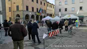 Screening di massa a Terranuova Bracciolini. Oltre 900 prenotazioni: come richiedere il test - ArezzoNotizie