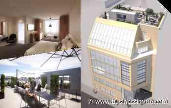 Levallois-Perret : Atream acquiert une résidence hôtelière Nemea pour le compte de la SCPI Atream Hôtels - Business Immo