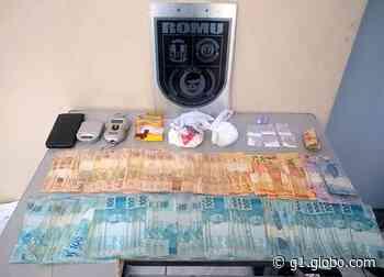 GCM de Pirassununga prende casal por suspeita de tráfico de drogas - G1