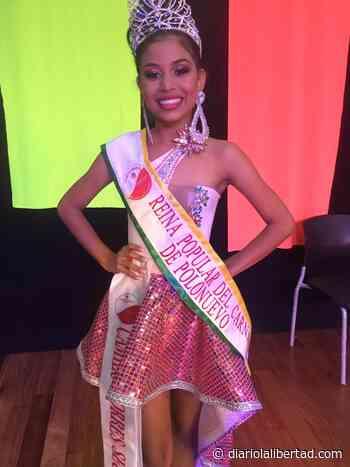 Polonuevo corona a Marisol González como su Reina Popular 2021 - Diario La Libertad