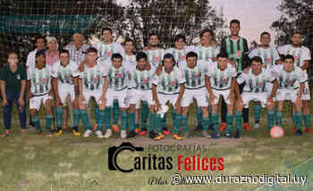 San Jorge campeón del torneo de Villa del Carmen - duraznodigital.uy