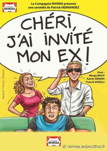 CHERI J'AI INVITE MON EX - Le Zephyr, Chateaugiron, 35410 - Sortir à Rennes - Le Parisien Etudiant