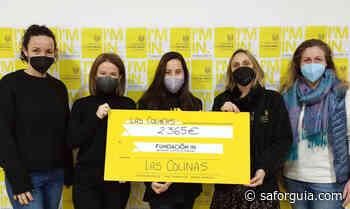 La carrera solidaria del Colegio Las Colinas recauda 2.365 euros contra el cáncer - Saforguia.com