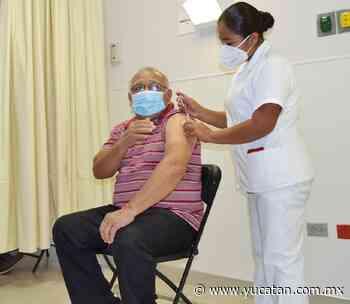 """Doble ceremonia por vacunación en Valladolid: de Vila y """"Huacho"""" - El Diario de Yucatán"""
