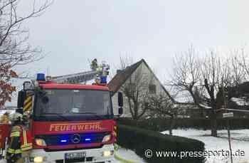 FW Xanten: Zimmerbrand in Xanten-Vynen - Presseportal.de