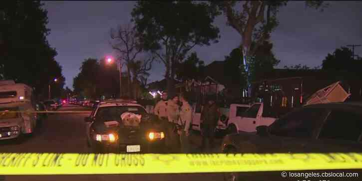 Overnight Shooting Leaves Man Dead In South LA