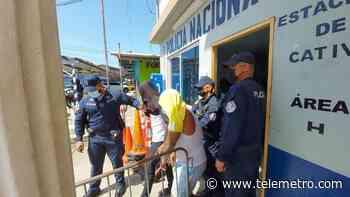 Capturan a cinco personas y decomisan armas de fuego en Cativá - Telemetro