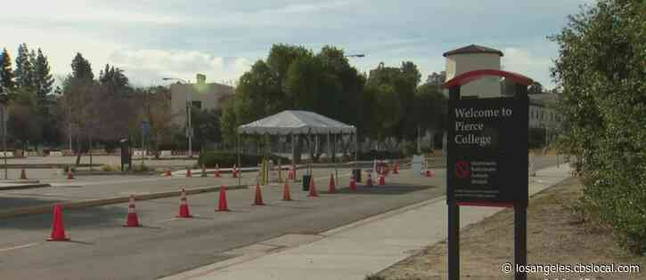 Pierce College Vaccination Site Opens Tuesday, But Doses Extremely Limited