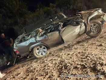 Joven de 18 años muere tras vuelco de su vehículo - ÚltimaHora.com