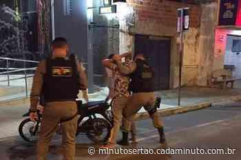 """Polícia Militar realiza """"Operação Momo"""" em Santana do Ipanema - Cada Minuto"""