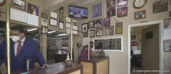 South LA Dry Cleaner A Staple Of The Community For 7 Decades