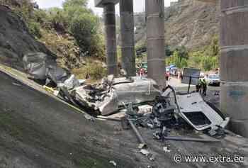 Ambato: Reconstruyen a víctima de accidente de tránsito - Portal Extra