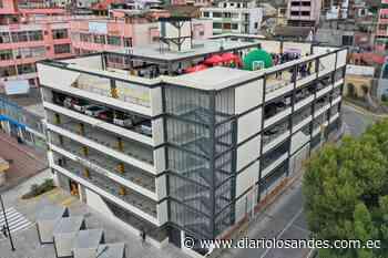 Ambato cuenta con nuevo parqueadero para 275 vehículos - Diario Los Andes