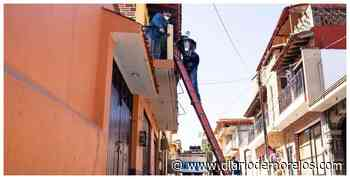 Buscan que Tepoztlan esté más iluminado y sea más seguro - Diario de Morelos
