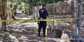 Asesinan a pescador en Chirilagua - La Prensa Grafica