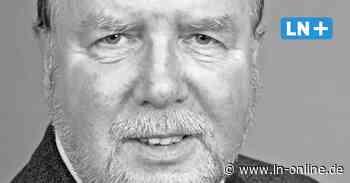 Trauer auf Fehmarn: Peter Baldus mit 69 Jahren verstorben - Lübecker Nachrichten