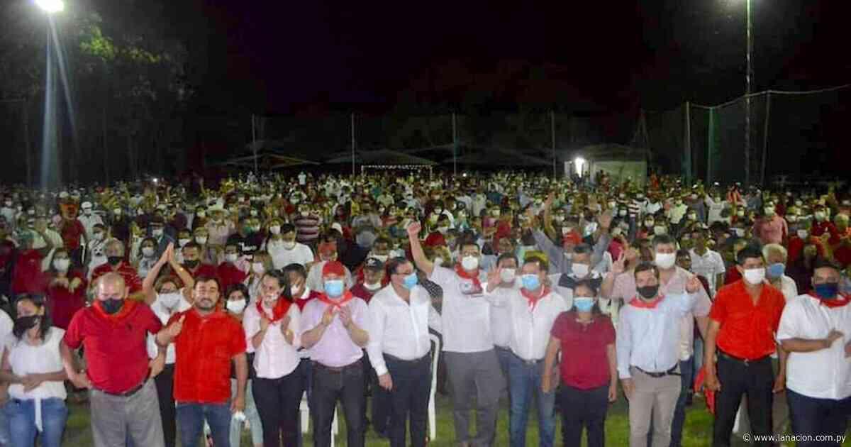 Excomisario lanzó candidatura por Concordia en Mbuyapey - La Nación