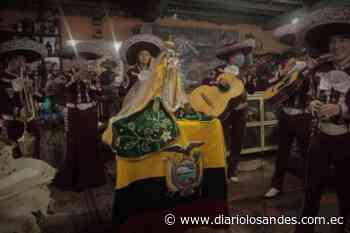 Festival cultural en honor a la virgen del Quinche en Pujilí - Diario Los Andes
