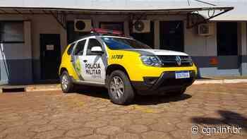 Veículo da Prefeitura que foi furtado em Loanda é recuperado pela Polícia Militar - CGN