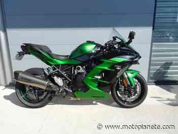 Kawasaki Ninja H2 SX 2018 à 14499€ sur AUBIERE - Occasion - Motoplanete