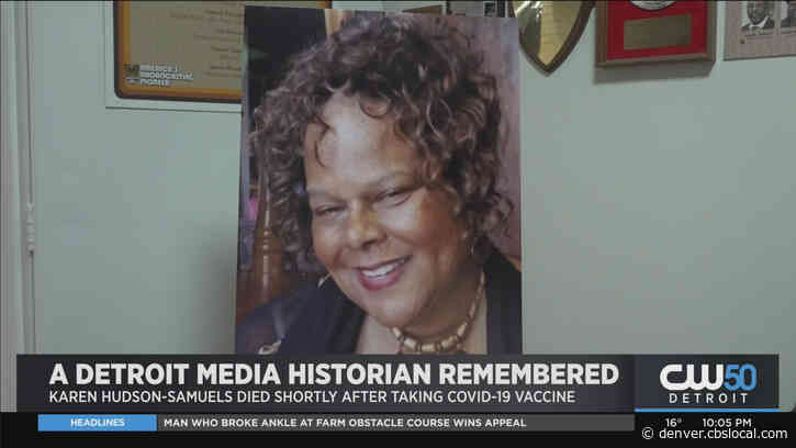 Former Detroit TV Anchor Karen Hudson-Samuels, Age 68, Dies One Day After Taking Coronavirus Shot
