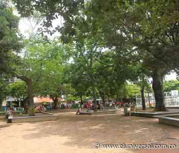 Asesinado a bala en el parque principal de Santa Rosa del Sur - El Universal - Colombia
