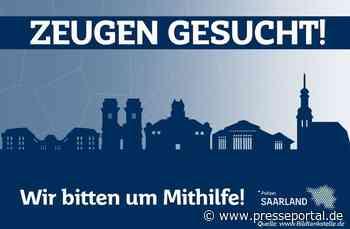 POL-SL: Nach Einbruch in Einkaufsmarkt in Sankt Ingbert / Polizei sucht Zeugen - Presseportal.de