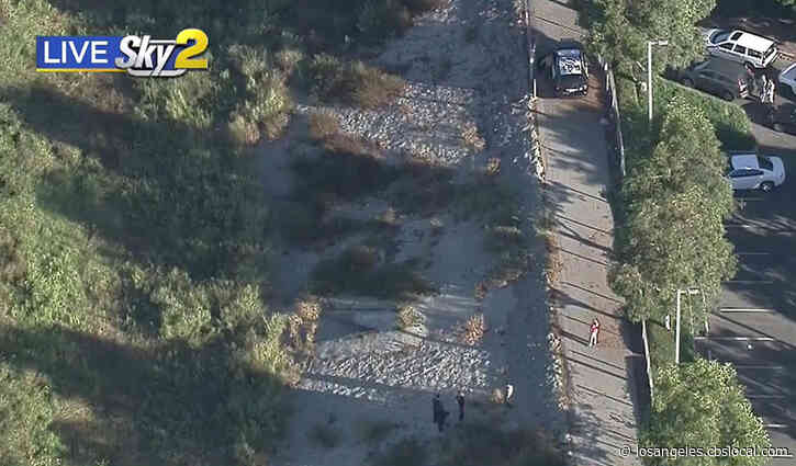 Arrest Made In Murders Of 3 Homeless People Found Stabbed To Death Near Compton Creek Bed