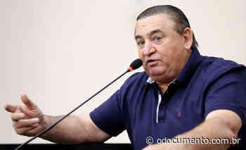 Parlamentar parabeniza Canarana pelo aniversário e fala sobre novos projetos - O Documento