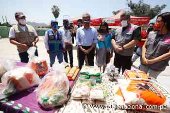 Entregan alimentos en beneficio de ciudadanos indígenas Shipibo-Konibo en Cantagallo - Radio Nacional del Perú