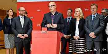 """Torsten Albig - """"Wir haben zu wenig Regierungswahlkampf gemacht"""" - Hannoversche Allgemeine"""