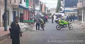 Tres policías asesinados en menos de 24 horas: dos en Sucre y otro en Caucasia, Antioquia - Noticias Caracol