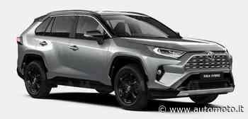 Vendo Toyota RAV4 HV (218CV) E-CVT 2WD Style nuova a Cirie', Torino (codice 8645625) - Automoto.it