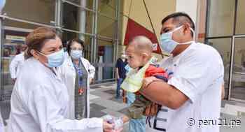 Médicos del INSN San Borja salvan la vida de bebé de 8 meses - Diario Perú21